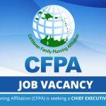 Job Vacancy – CEO