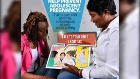 UNFPA – PSA for the reduction in adolescent pregnancy
